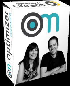 Estructura del curso Optimizer Manager