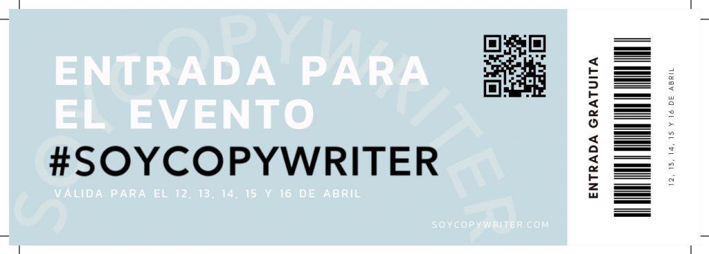 evento Soy Copywriter