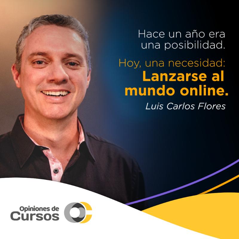 Opinión de Fórmula de Lanzamiento de Luis Carlos Flores
