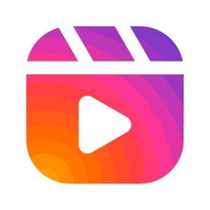 Logo de Instagram Reels
