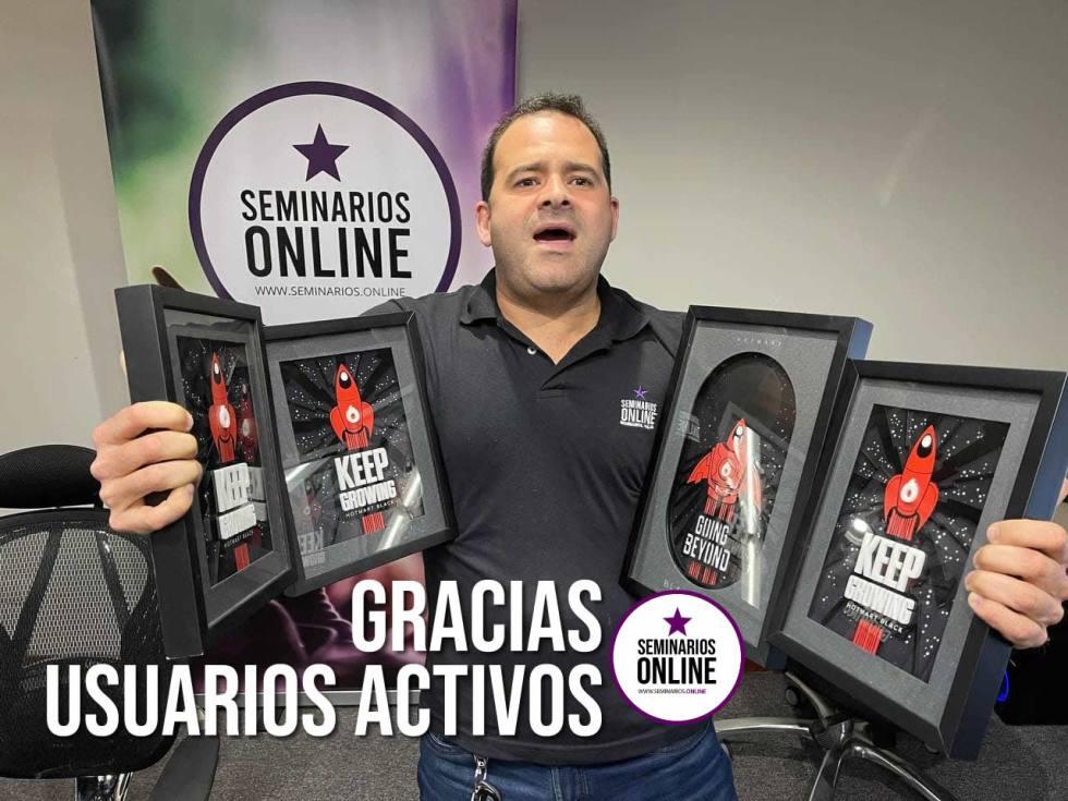 Mauricio Duque, creador de Seminarios Online